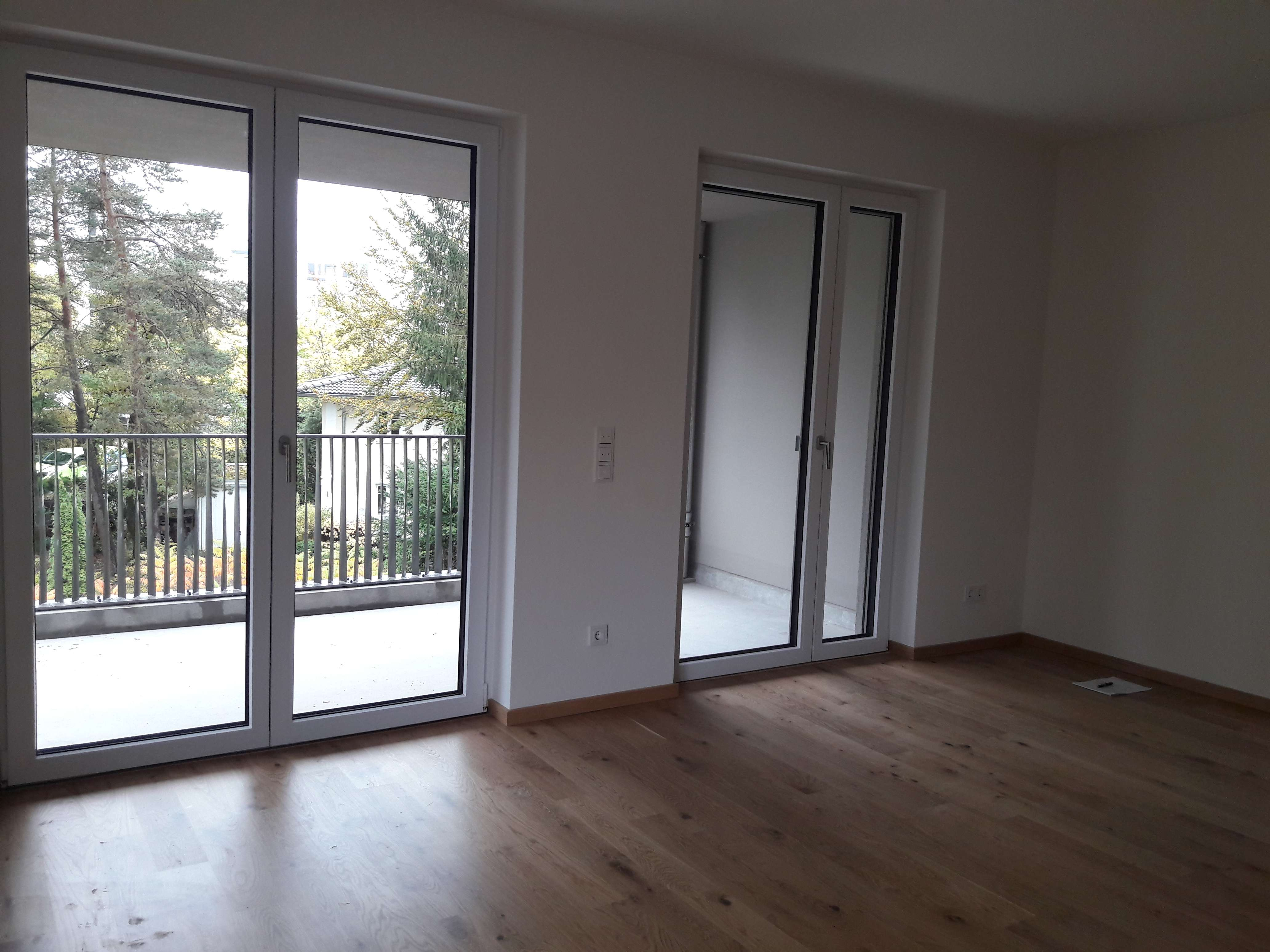 Erstbezug mit Balkon: stilvolle 3-Zimmer-Wohnung in Ottobrunn in Ottobrunn