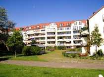 Bild Hübsche 3-Raum-Dachgeschoss-Wohnung mit EBK und Südbalkon in schicker Wohnanlage in Leutzsch