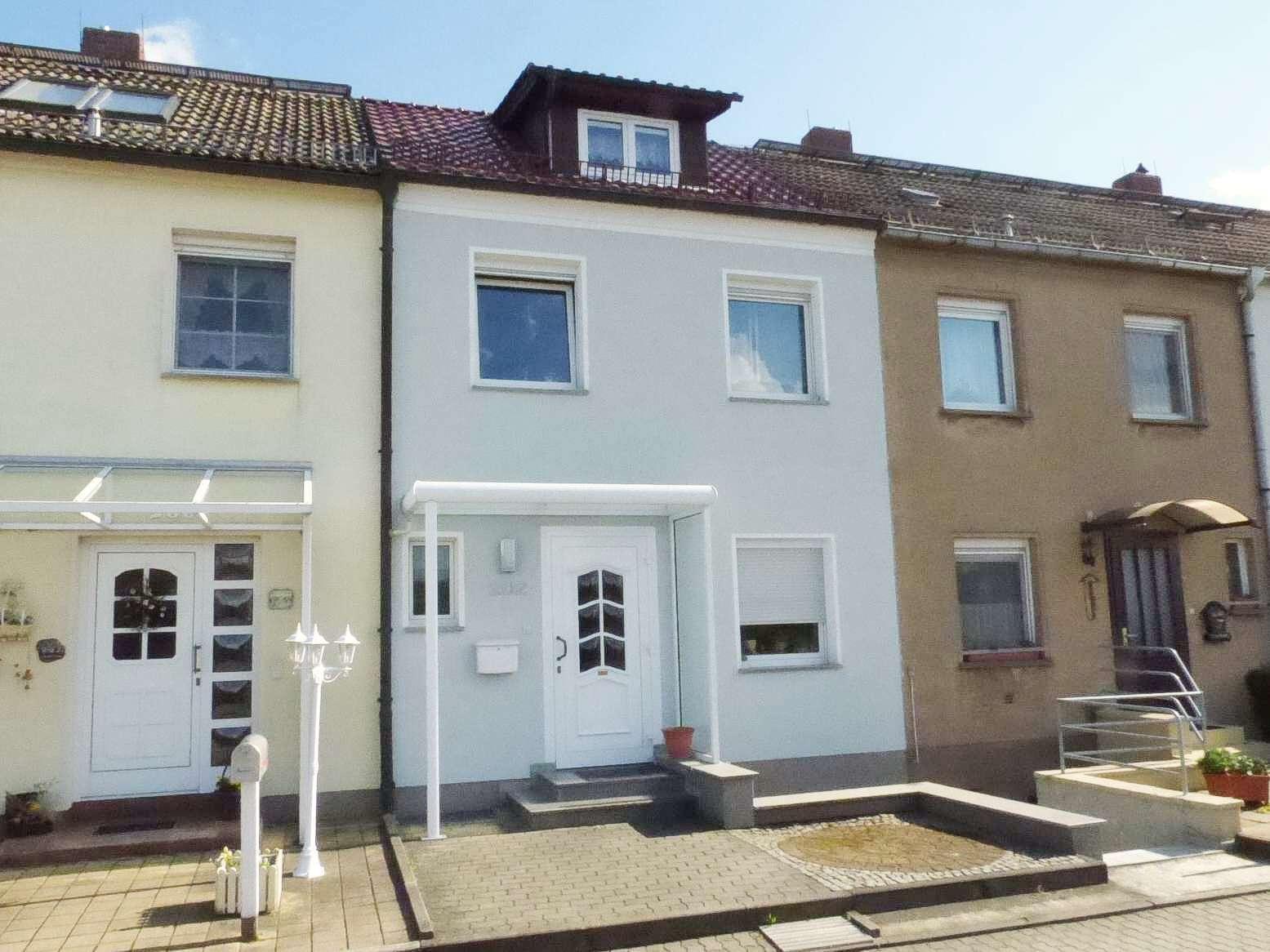 Riesa - Merzdorf, prima Haus im top Zustand, nur noch einziehen und wohlfühlen - Haus zum Kauf in Riesa