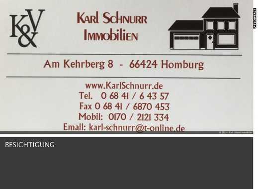 schönes ebenes Baugrundstück in Kübelberg/Westpfalz