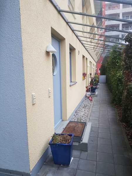 Helle 3 ZKB mit Garten in Hochzoll (Augsburg)