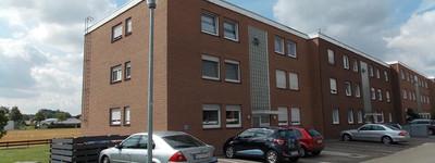 Gepflegte 3-Zimmer-Erdgeschosswohnung mit Balkon in Bad Oeynhausen