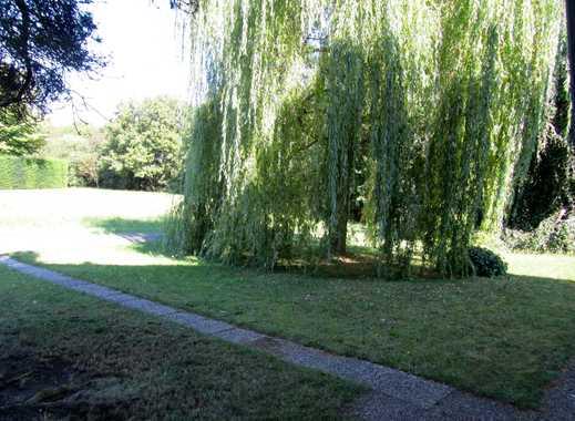 Komfort-Wohnung in Stiepel, Grenze Weitmar, mit eigenem Garten auf parkähnlichem Grundstück