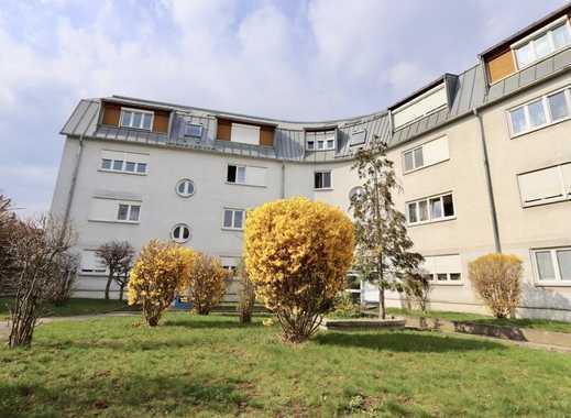 +++ Sofort bezugsfrei! - ruhig gelegene 2-Zimmer-Wohnung mit Süd-West-Balkon +++