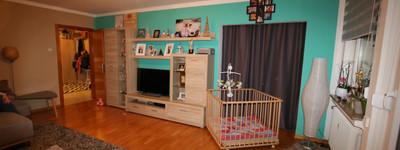 Schöne 3 Zimmer-Wohnung im 2 Familienhaus mit Gartennutzung
