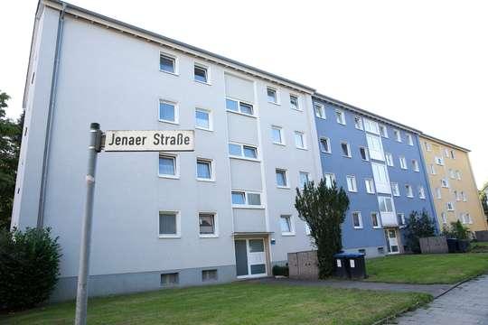 hwg - Großzügige 3- Zimmer Wohnung mit Balkon!