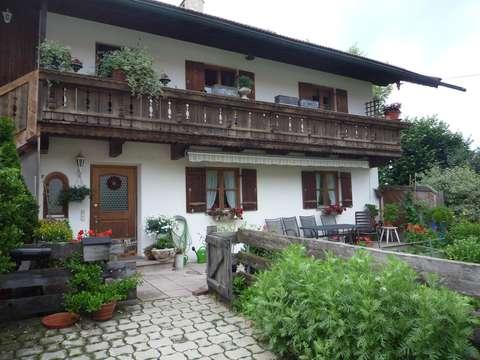 Schöner Wohnen auf dem Land - Maisonette Wohnung Haus im ...