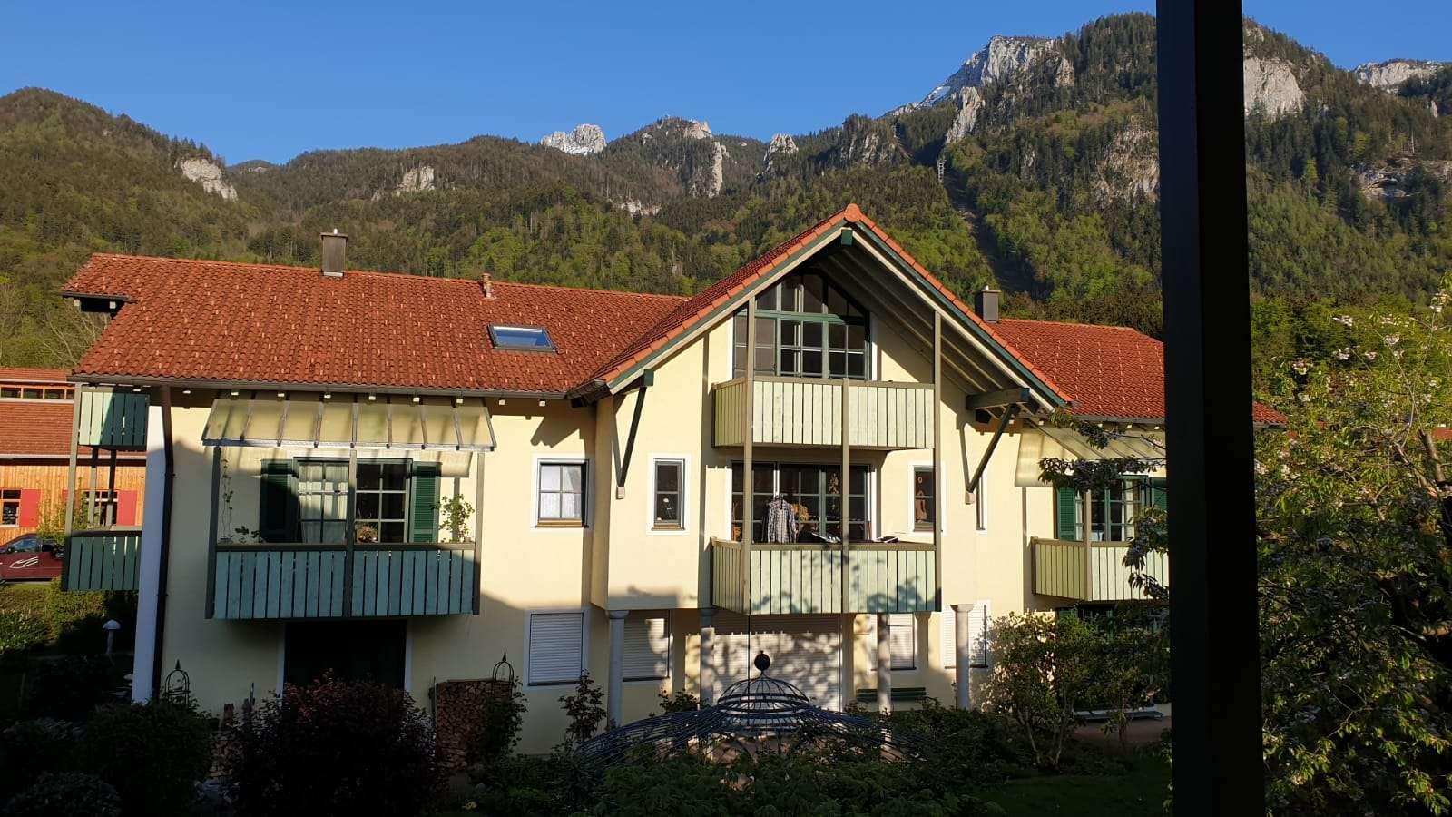 Sehr schöne 3 1/2  Zimmer Wohnung  in Aschau im Chiemgau