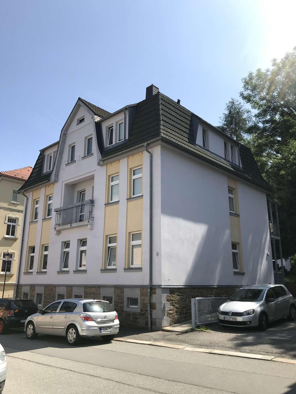 Fiedlerstraße 8 1