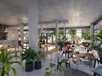 THE KNEE - Café im Neubau