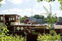 Bild Historisches Wohnschiff mit Flair in Charlottenburg !