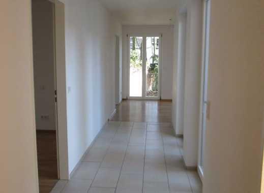Helle und moderne 3-Zimmer-Erdgeschoss-Wohnung am Kloster Warendorf!