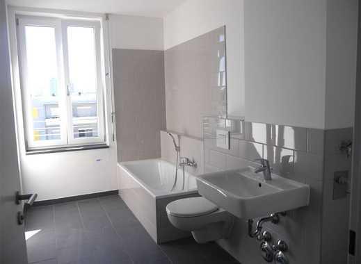 Hier entsteht Ihr neues Zuhause! 4-Zimmer-Wohnung mit 2 Bädern und Loggia im Passivhausstandard