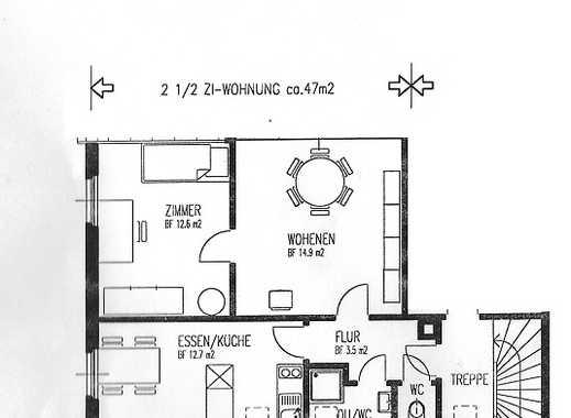 Exklusive 2,5-Zimmer-DG-Wohnung in Baden-Württemberg - Ebersbach an der Fils