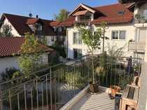 Hochwertige 3-Zi -Wohnung in Forstinning