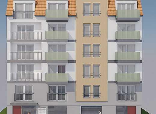 TU-Nähe - großzügige 4-Raum-Maisonette-Wohnung (Neubau - KfW 55 Standard)