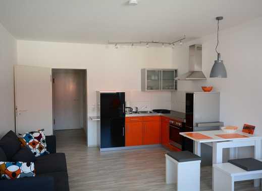 Moderne neue 1 Zi-Wohnung, incl. W-Lan und  Stellplatz