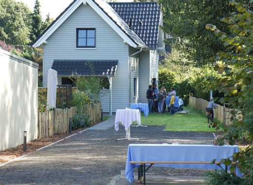 Oberneuland zentral wohnen im Holzhaus
