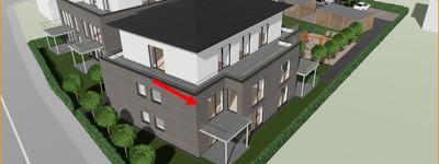 Neubau: Eigentumswohnung mit Balkon + Stellplatz im Herzen von Werste (provisionsfrei)
