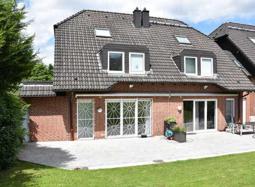 Renovierte Doppelhaushälfte mit großem Garten in Dortmund-Kirchhörde