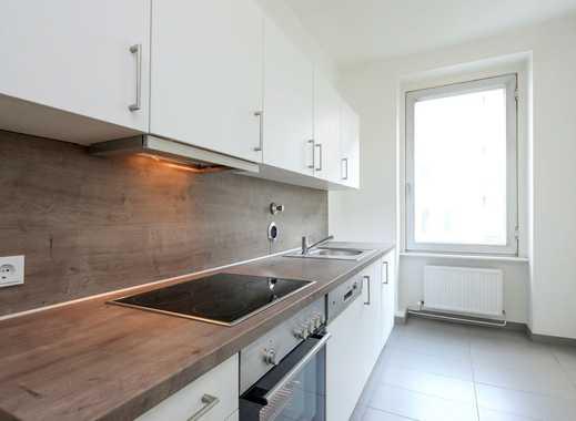 2-Zimmerwohnung im Altbau mit Holzdielen