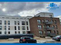 Nur mit Wohnberechtigungsschein - Schöne 2-Zimmer-Neubauwohnung