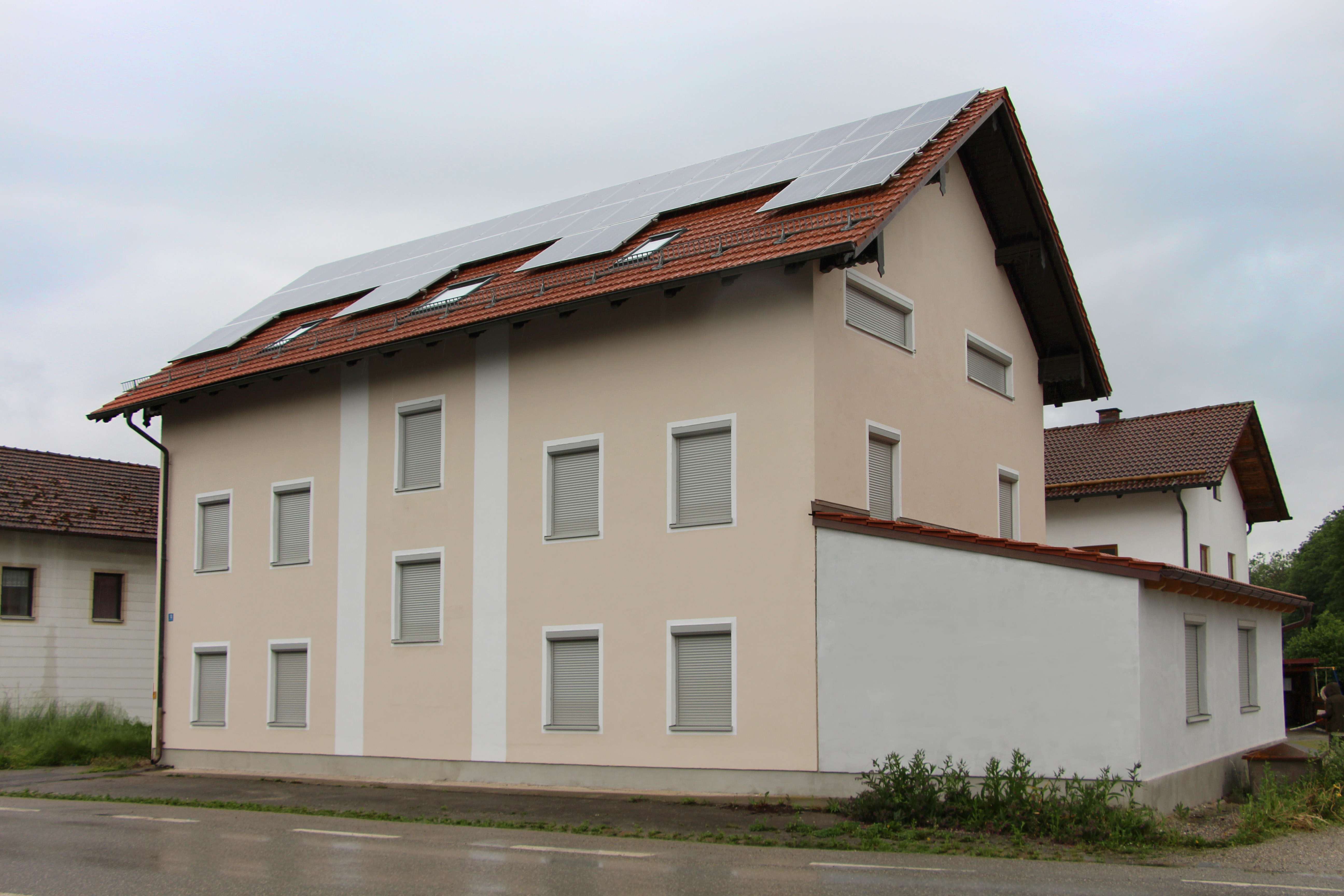Attraktive 93 qm große 3-Zimmer-Wohnung zur Miete in Winhöring in Winhöring