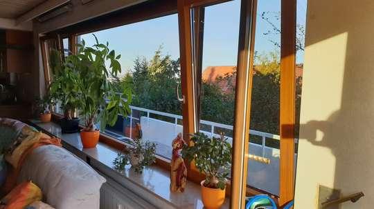 Sensationeller Preis 3 Zi. Wohnung mit großem Balkon in LE - Stetten