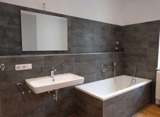 Renoviert: 4-Zi-Wohnung ruhig & zentral nahe Forum, mit Balkon