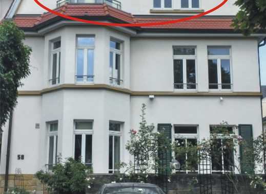 Provisionsfrei! Hochwertige Wohnung Nähe Rosengarten mit großer Terrasse