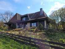 Charmantes Schwedenhaus mit idyllischem Garten