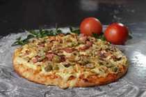 Kleine Pizzeria mit großem Lieferpotential