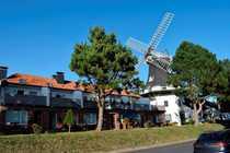 Wunderschöne historische Mühle im Kurort