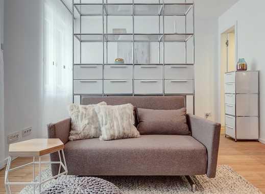 Bestlage Schwabing: Am Englischen Garten - stilvolles 1-Zimmer Apartment