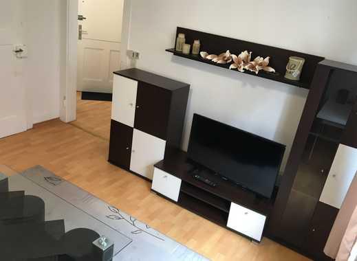 NEU: 2 Zi.-Whg. mit Internet, Balkon, TV, Küche, Waschmaschine, vollmöbiliert ruhiger Lage Zentrum
