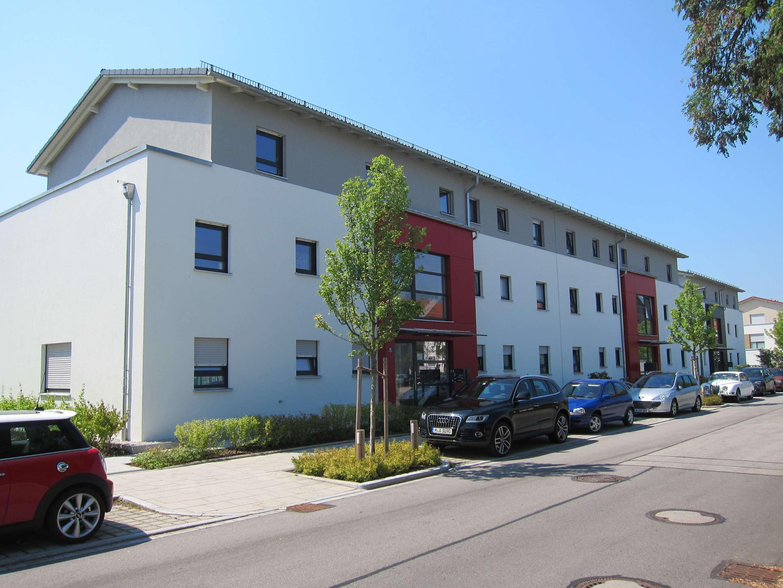 2-Zimmer-Wohnung mit Balkon in Unterhaching