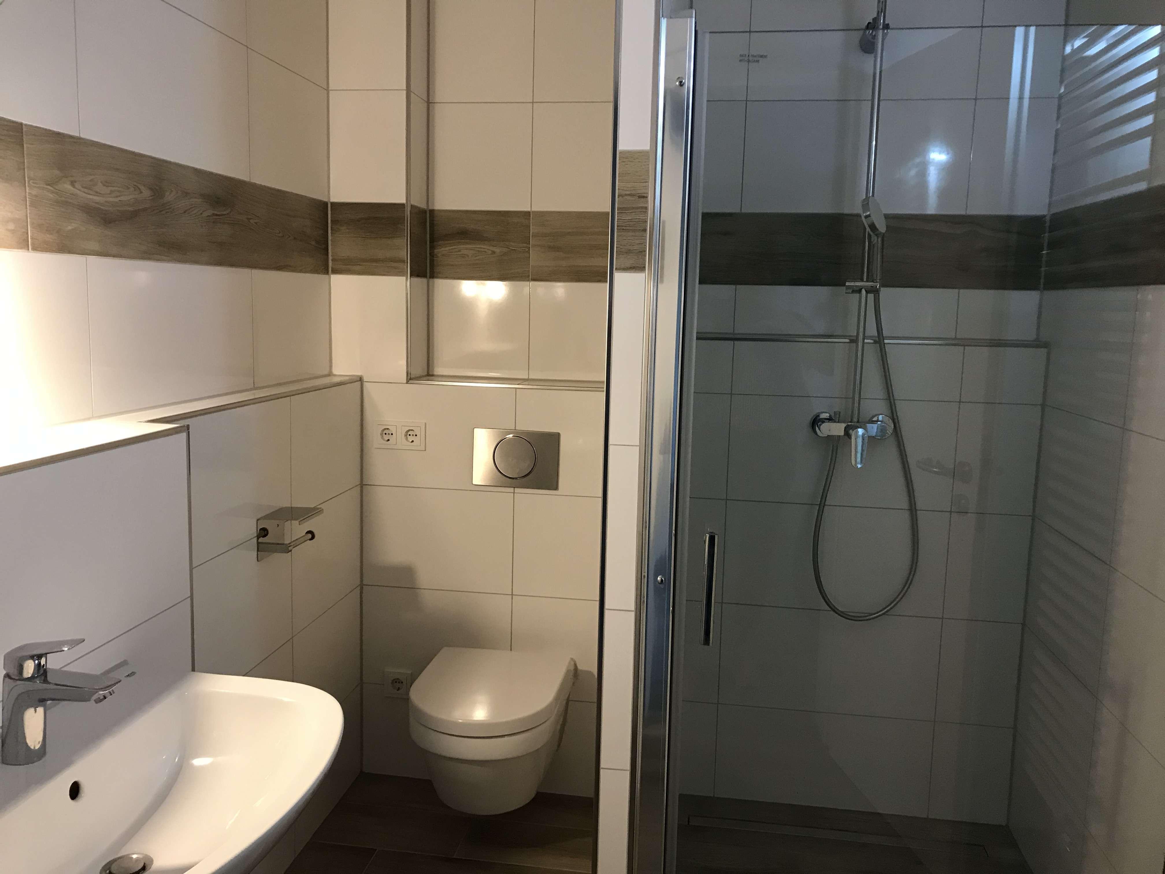 Nr. 18 Erstbezug 3 Zimmer Wohnung 1. OG Neubau in Germering (Fürstenfeldbruck)