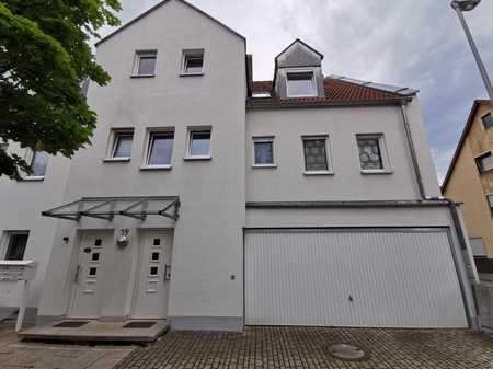Erstbezug nach Sanierung: schöne 3-Zimmer-Wohnung mit Balkon in Erlangen in Alterlangen (Erlangen)