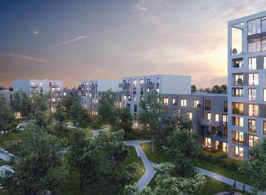 EASY - ideal geschnittene 3-Zimmer-Wohnung mit zwei Dachterrassen