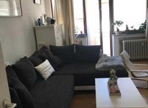 Gepflegte 2-Zimmer-Wohnung mit Balkon in Raderthal