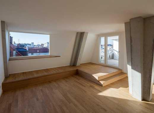 Exklusive Neubau Maisonette Wohnung direkt in Schwabing