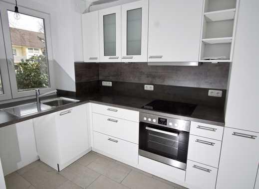 Erstbezug nach Renovierung/ Sanierung - 4-Zimmer-Wohnung mit Balkon