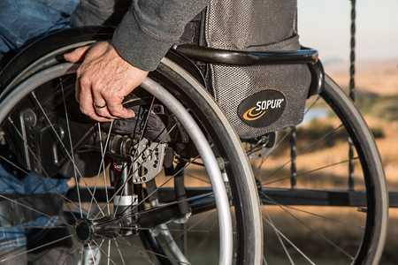 Rollstuhlgerechte 2 Zimmer Wohnung 67 qm in der Herzobase in Herzogenaurach