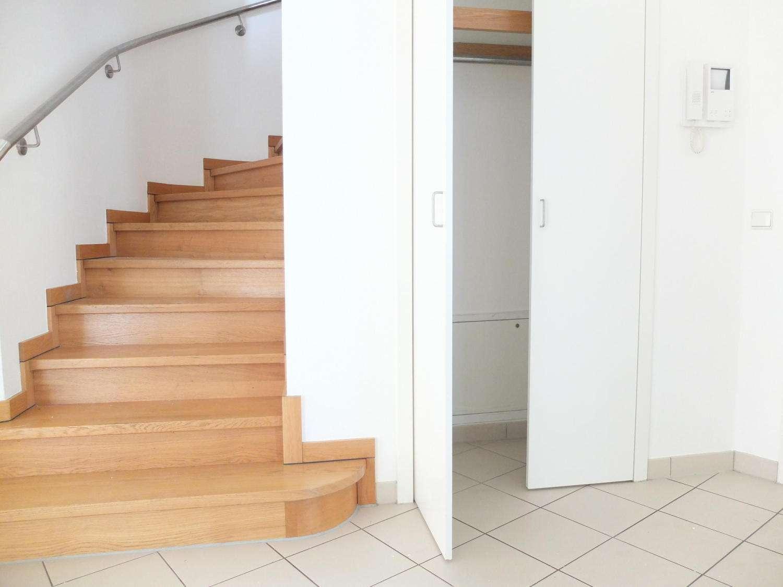 Interne Treppe Ebene 1