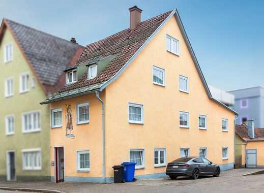INNENSTADT: Mehrfamilienhaus - Riesen Potential!