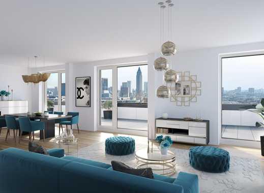 Einzigartig und einmalig: Penthouse im Herzen des Europaviertels mit Dachterrasse von ca. 168 m²