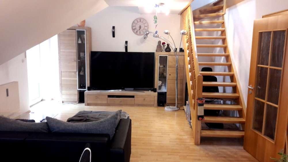 Tolle 3 Zimmergaleriewohnung mit 2 Balkonen und Garage!