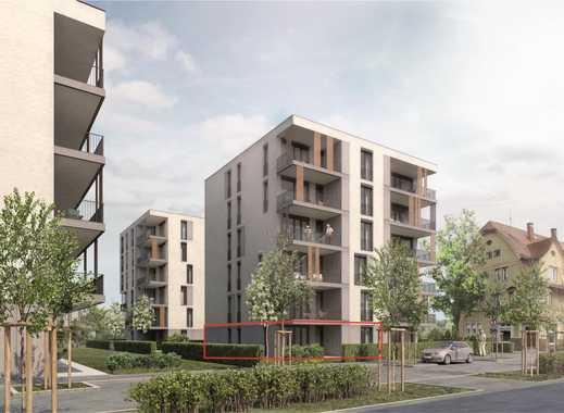 3-Zimmer-Wohnung im Erdgeschoss - Mitten in Heidenheim