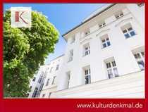 Historischer Altbau mit Denkmalschutz-AfA Kernsanierung
