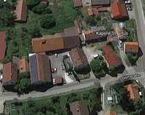 Hüttisheim Großes Dreifamilienhaus mit Scheune
